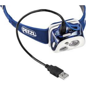 Petzl Reactik Headlamp Blue